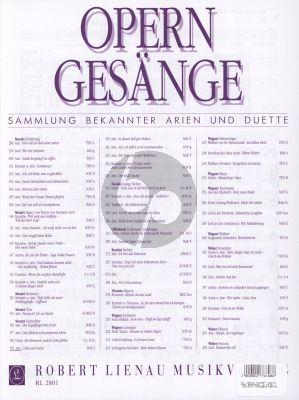 Mozart O Isis und Osiris Bass Stimme und Klavier (Arie des Sarastro aus die Zauberflote)