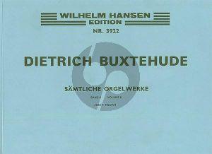Buxtehude Organ Works Vol. 2