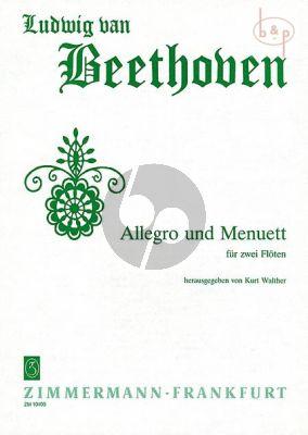 Allegro & Menuett