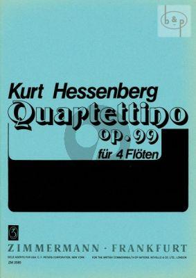 Quartettino Op.99
