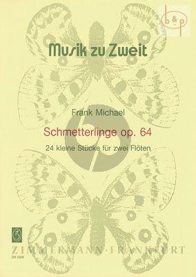 Schmetterlinge Op.64