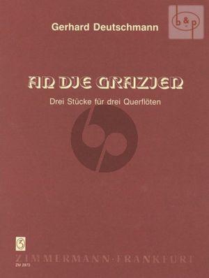 An die Grazien (To the Graces) (3 Pieces)