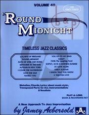 Jazz Improvisation Vol.40 'Round Midnight