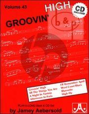 Jazz Improvisation Vol.43 Groovin' High
