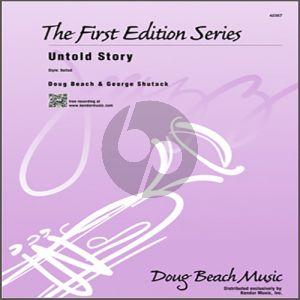Untold Story - 1st Tenor Saxophone