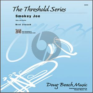 Smokey Joe - Eb Baritone Saxophone