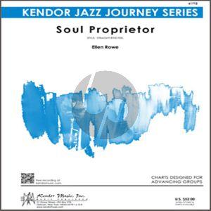 Soul Proprietor - 2nd Eb Alto Saxophone