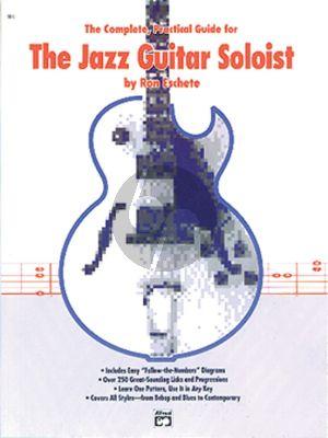 Eschete The Jazz Guitar Soloist