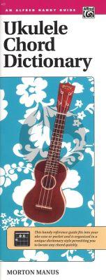 Ukelele Chord Dictionary Handy Guide