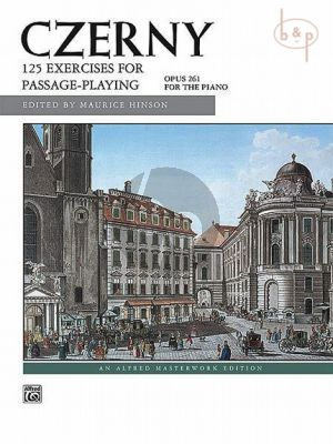 125 Exercises in Passage Playing Op.261