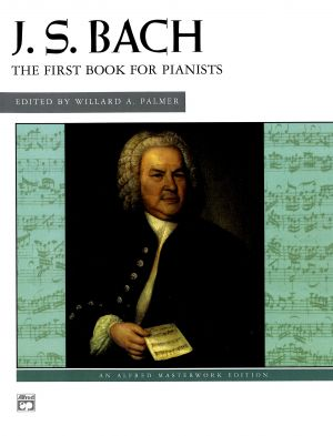 Bach First Book for Pianists