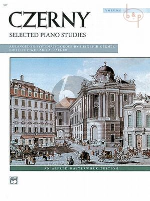 Selected Piano Studies Vol.1