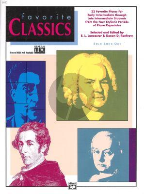 Favorite Classics Vol.1 Solobook