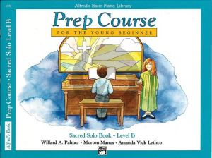 Alfred Prep Course Sacred Solo Book Level B