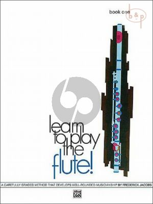 Learn to Play Flute Vol.1
