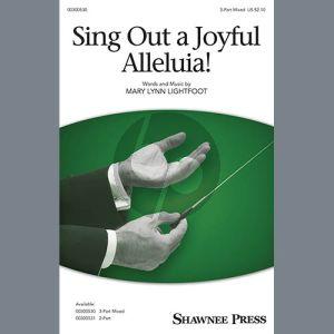 Sing Out A Joyful Alleluia!