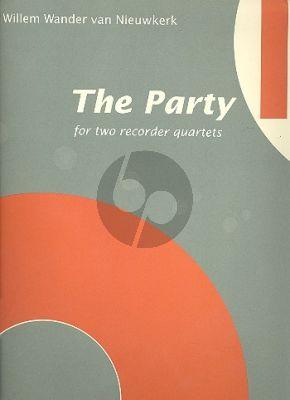 The Party (1992) (Double Recorder Quartet)