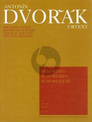 Dvorak Humoresques Op.101 Klavier