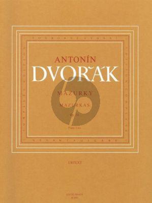 Dvorak Mazurkas op.56