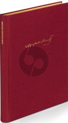 Idomeneo KV 366 (Dramma per musica in three acts) Full Score