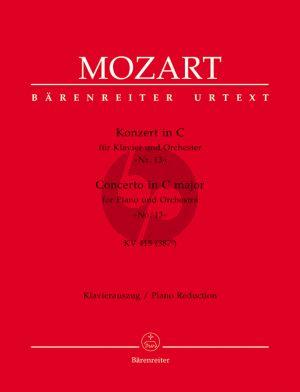 Konzert Nr.13 KV 415
