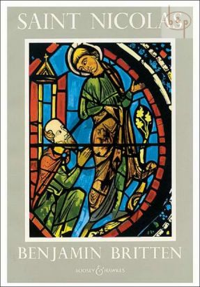 Saint Nicolas Op.42 (Cantata) (Words Eric Crozier)