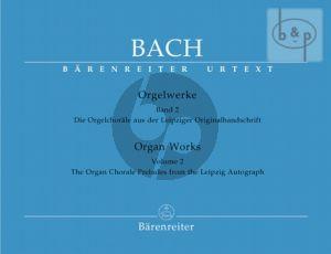 Orgelwerke Vol.2