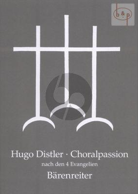 Choralpassion 4 Evangelien Opus 7