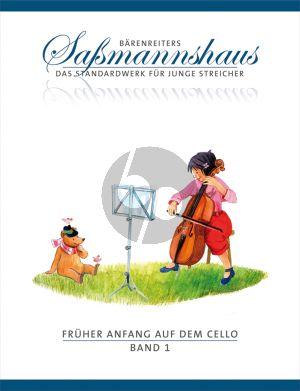 Sassmannshaus Fruher Anfang auf dem Cello Vol.1 (dt.)