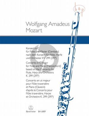 Concerto KV 299 (297c) (Flute-Harp-Orch.)