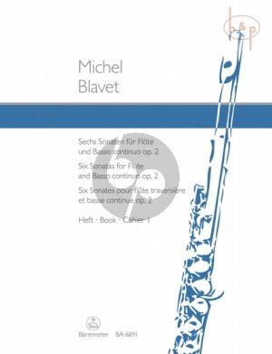 6 Sonaten Op.2 Vol.1 (No.1 - 3)