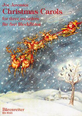 Christmas Carols for 3 Recorders