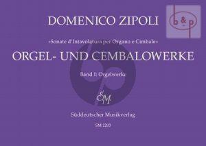 Orgel- und Cembalowerke Vol.1 Orgelwerke
