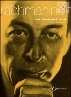 Rachmaninoff Concerto No. 2 Op. 18 Piano and Orchestra (piano reduction)