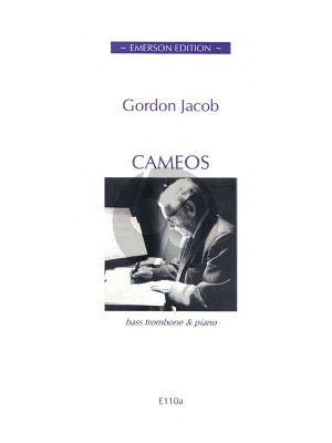 Jacob Cameos Bass Trombone-Piano