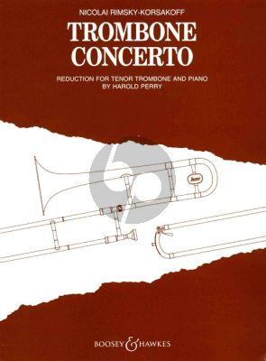 Rimsky-Korsakov Concerto for Tenor Trombone and Piano (edited by Harold Perry)