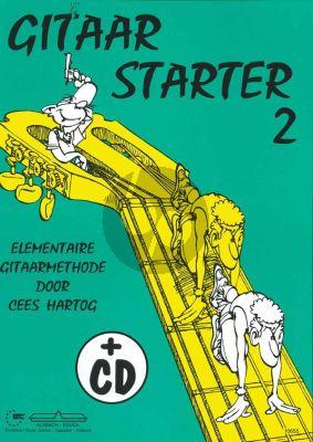 Hartog Gitaar Starter 2 (Bk-Cd)