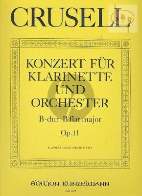 Konzert B-dur Op.11