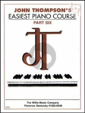 Easiest Piano Course Vol.6