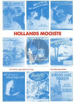 Hollands Mooiste Vol.1 (Zang/Piano/Orgel/Gitaar)