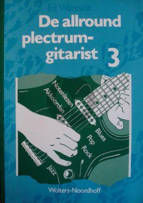 Wennink Allround Plectrum Gitarist Vol.3
