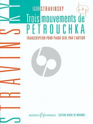 3 Mouvements from Petrouchka