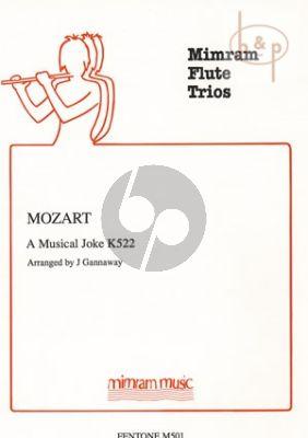 A Musical Joke KV 522