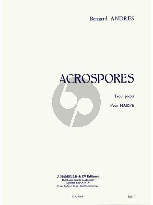 Andres Acrospores pour Harpe (interm.-adv.level)