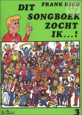 Dit Songboek zocht ik Vol.3
