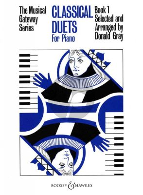 Classical Duets Vol.1 Piano 4 hds (edited by Donald Gray)