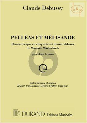 Pelleas et Melisande (Vocal Score)