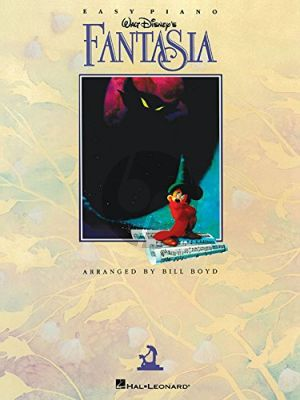 Fantasia Easy Piano Themes (arranged by Bill Boyd)