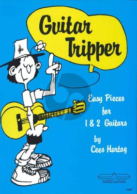 Hartog Guitar Tripper 1 - 2 Guitars (Easy Pieces)