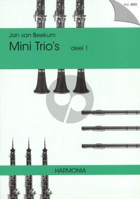 Beekum Mini Trio's Vol.1